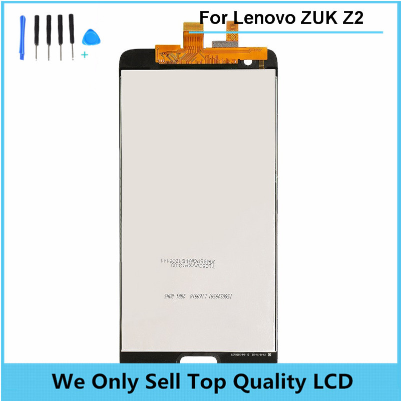LCD Display for Lenovo ZUK Z2 with Touch Screen Digitizer Assembly Original Replacement Parts Wholesale 10PCS/LOT